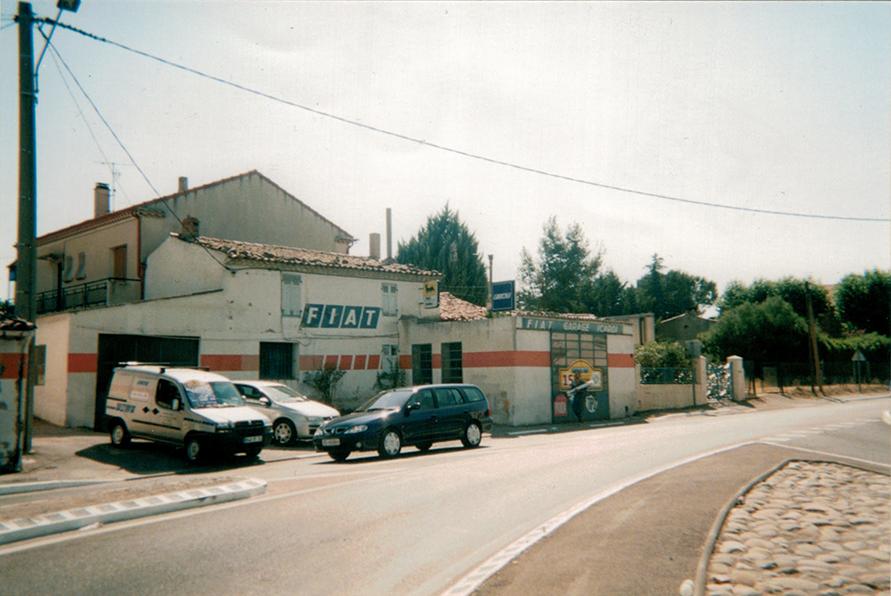 L'histoire du Garage Icardi