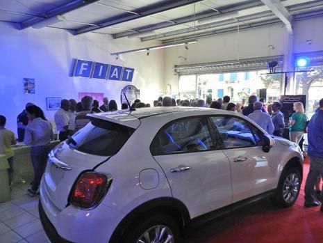 50 ans garage Icardi Trets