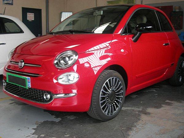 Fiat 500 occasion Garage Icardi à Trets