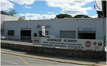 Les services du garage Icardi à Trets