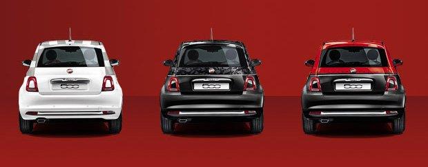 Fiat 500 au Garage Icardi à Trets