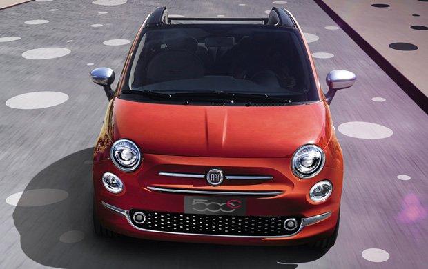 Fiat 500C Garage Icardi à Trets