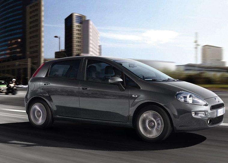 Fiat Punto - Garage Icardi à Trets